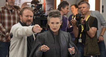 ¡La princesa vive! Carrie Fisher aparecerá en Star Wars: Episodio IX