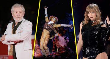 Taylor Swift y Sir Ian McKellen protagonizarán la película del musical 'Cats'