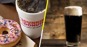 Dunkin 'Donuts está preparando su nueva cerveza de café