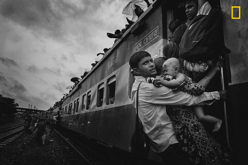 Las mejores fotos tomadas por viajeros, según National Geographic Travel
