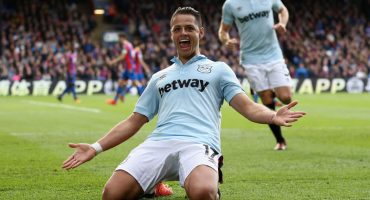 ¡Chicharito in the house! Hernández ya reportó con el West Ham