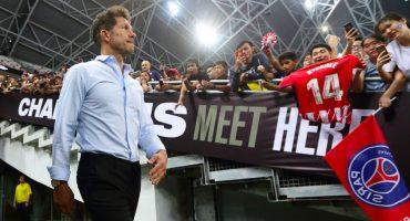 ¿Guiño Albiceleste? Cholo Simeone prefiere a Lionel Messi sobre Cristiano Ronaldo