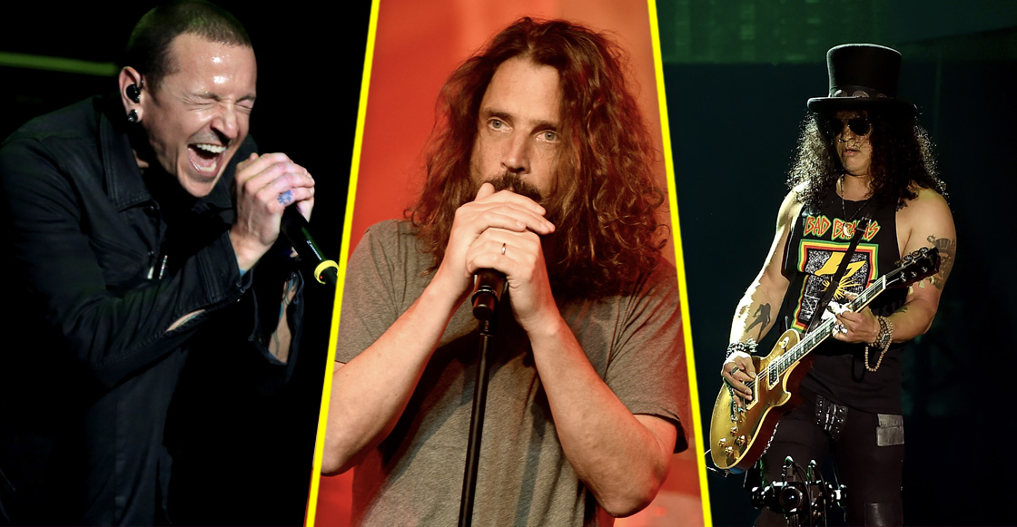 Desde Slash a Chester Benington: 5 duetos que hizo Chris Cornell