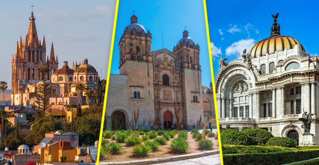 CDMX, Oaxaca y San Miguel de Allende: Mejores ciudades del mundo para visitar