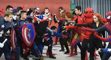 ¡La Comic-Con llega por primera vez a México al Pepsi Center WTC!