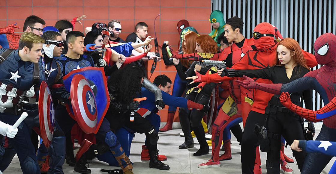 Comic Con (2016)