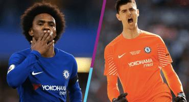 Fichajes y rumores: ¿Courtois y Willian al Madrid? ¿Mignolet al Besiktas?