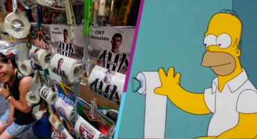 En Nápoles venden papel de baño con la imagen de Cristiano