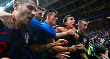 Croacia llega a la Final de Rusia 2018 jugando 108 minutos de más