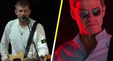 "Noel Gallagher cantó con Gorillaz ""We Got The Power"" en Lollapalooza París"