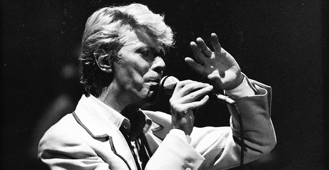 Escucha 'Zeroes', una de las canciones de 'Loving the Alien' de David Bowie