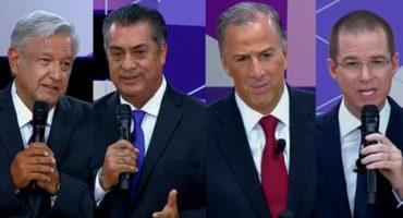 ¿Nada más? Los debates presidenciales costaron 45 millones de pesos