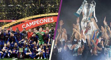 ¡Definidas las fechas para el Clásico Español Barcelona vs Real Madrid!