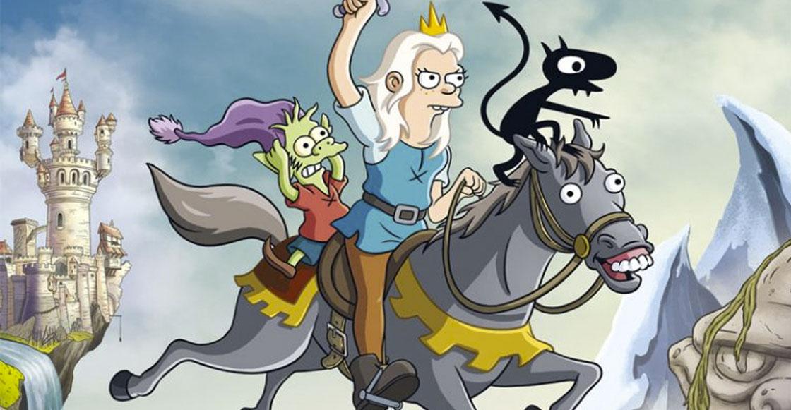 ¡Ve el nuevo tráiler de 'Disenchantment', lo nuevo de Matt Groening!