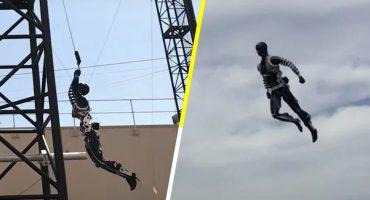 What?! Disney realiza pruebas con robots humanoides para sus parques