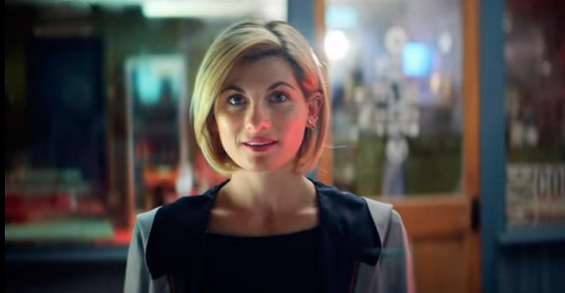 ¡Ya hay tráiler de la nueva temporada de Doctor Who!
