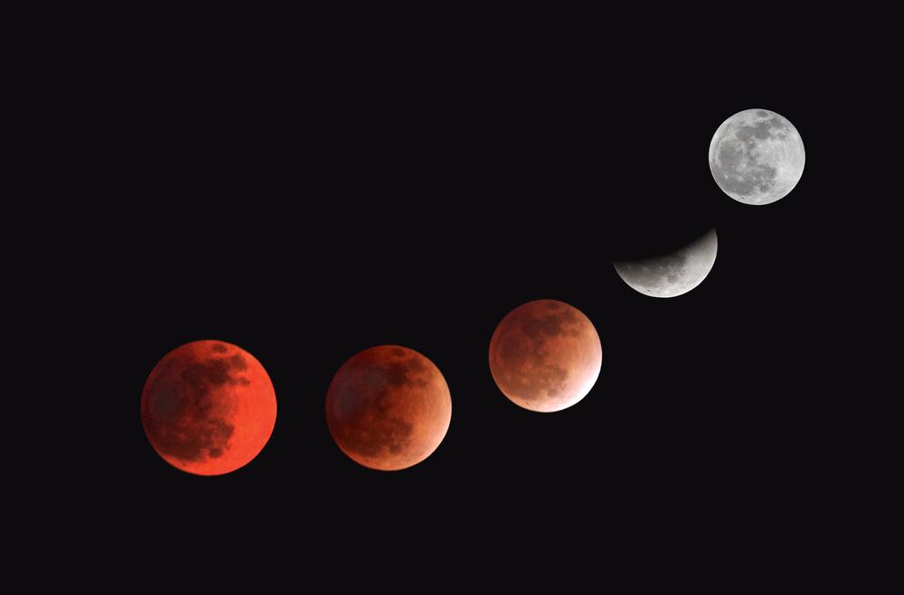 Wow! Está por suceder el eclipse lunar más largo del siglo