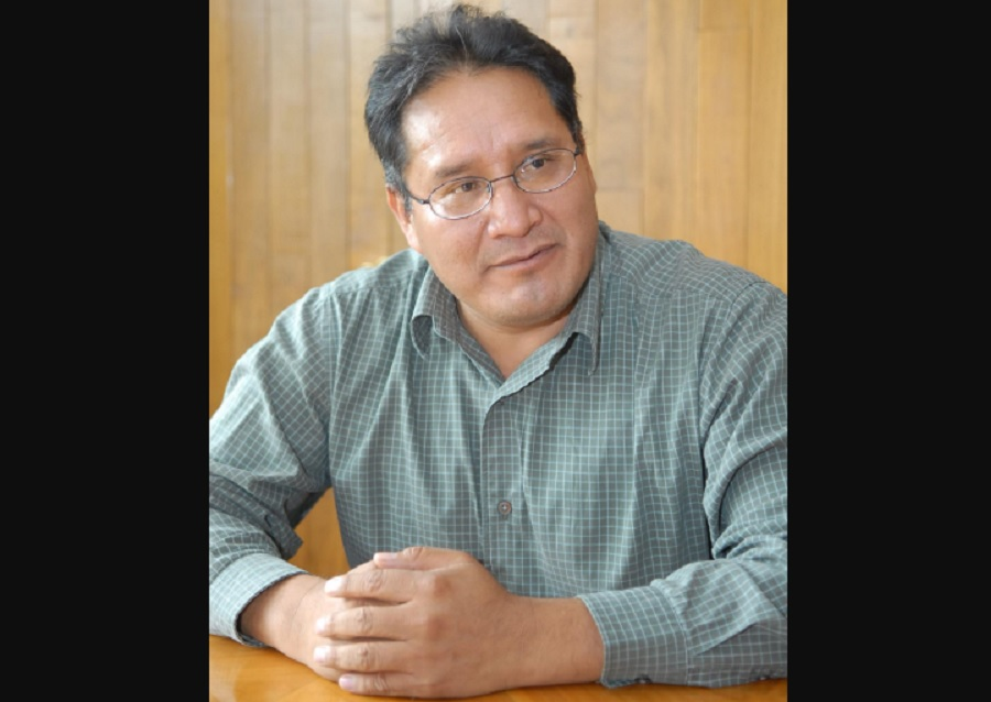 Edelmiro Santiago Osorio, investigador UNAM