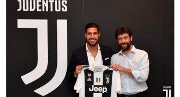 Emre Can habla de Cristiano Ronaldo en su presentación con la Juventus