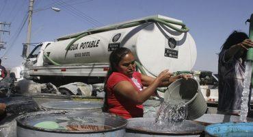No ahora, por favor: El SACMEX alerta por escasez de agua en la CDMX