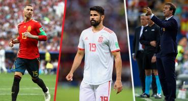 5 pecados que tiene a España fuera del Mundial de Rusia