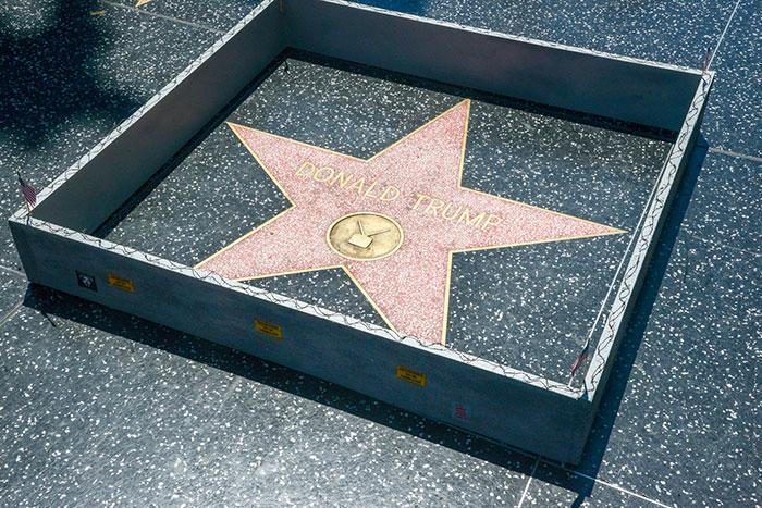 estrella-donald-trump-paseo-fama-muro