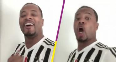 Evra dedica una divertida canción a Cristiano tras fichar con la Juve
