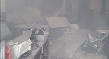 Explosión en Penal de Cuautitlán