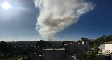 Nueva explosión en Tultepec, se reportan más de veinte muertos y decenas de heridos