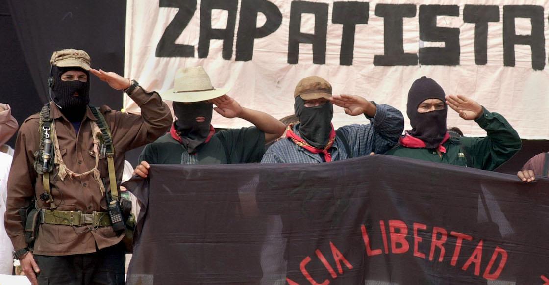 La dignidad y el beneplácito zapatista