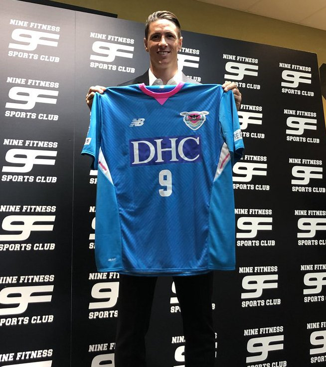 Fernando Torres en el Sagan Tosu