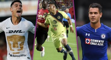 Los 8 fichajes de la Liga MX que debutaron con gol en la Jornada 1
