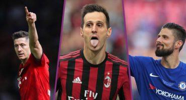 Fichajes y rumores: ¿Kalinic al Atlético de Madrid? ¿Lewandowski al Madrid?