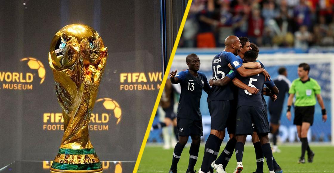 Resultado de imagen para francia campeón