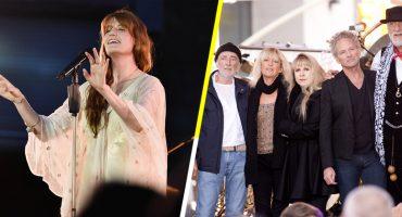 "Escucha el cover que Florence + The Machine le hizo a ""Silver Springs"" de Fleetwood Mac"