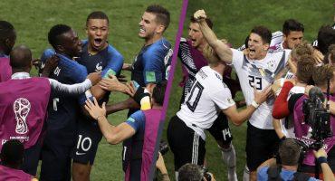 Francia defenderá su corona contra Alemania en la Liga de Naciones