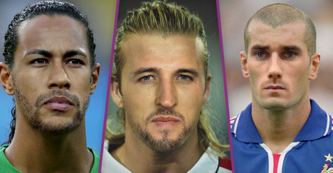 ¡Más épico que Infinity War! Futbolistas actuales y leyendas mezclados en varias fotos