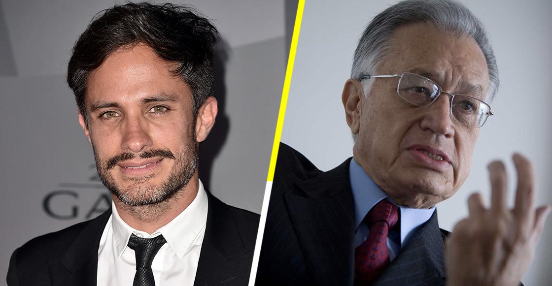 Gael García reacciona ante nombramiento de Manuel Bartlett en la CFE