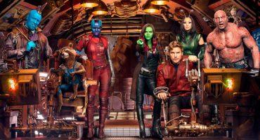 El elenco de 'Guardianes de la Galaxia' escribe una carta en apoyo a James Gunn
