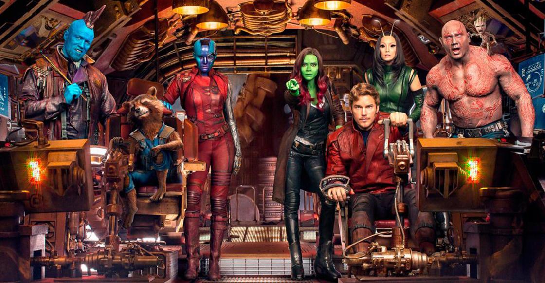 El elenco de 'Guardianes de la Galaxia' firma una carta en apoyo a James Gunn