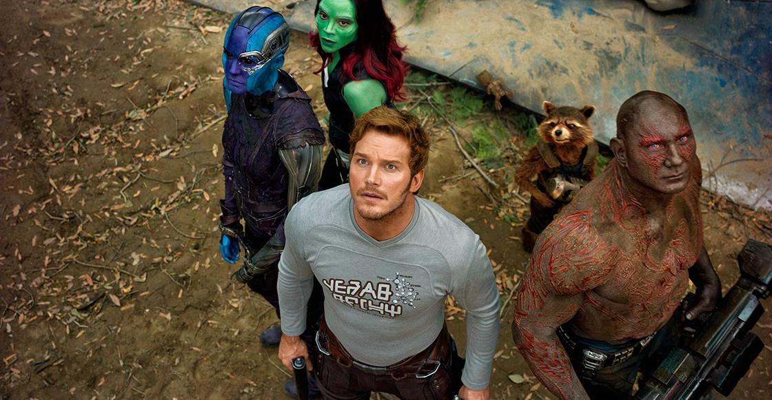 Protagonistas de 'Guardianes de la Galaxia' hablan sobre el despido de James Gunn