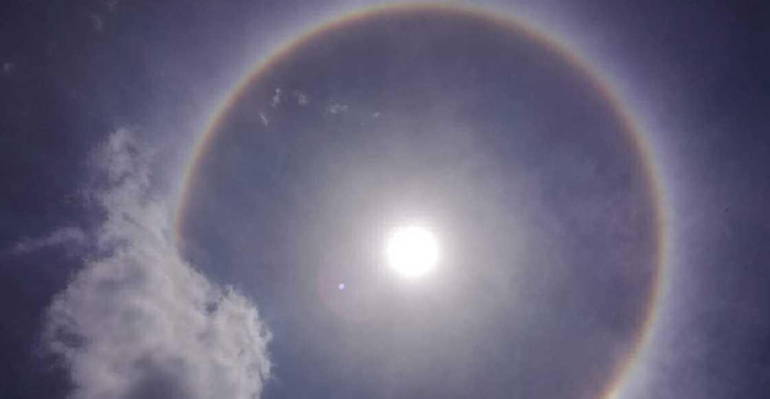 Aquí algunas de las fotos más impresionantes del Halo Solar