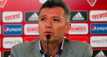 Higuera descarta bloquear llegada de Almeyda a la Selección Mexicana