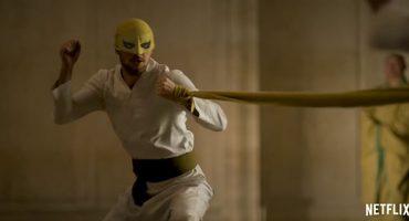 Directo de K'un-Lun: Mira el nuevo teaser de las segunda temporada de  'Iron Fist'