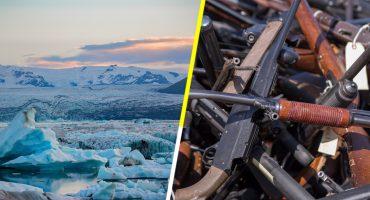 This is Iceland! Los islandeses aman las armas, pero no se disparan entre ellos
