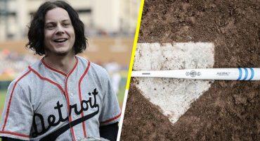 What?! El bate de Jack White está en el Salón de la Fama del Baseball