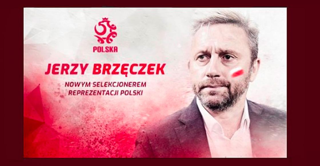 ¡Jerzy Brzeczek es nuevo Director Técnico de la Selección de Polonia!