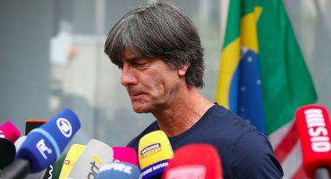 ¡Oficial! Joachim Low continuará al mando de la Selección de Alemania