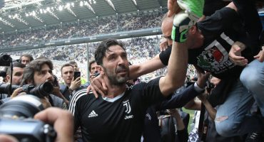 Juventus se despidió de Gianlugi Buffon con un triste video