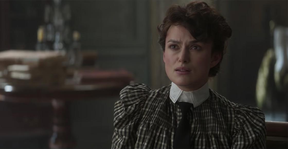 Keira Knightley se viste de época para el drama feminista 'Colette'